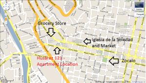 Husarez map